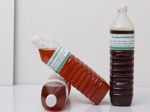 น้ำจุลินทรีย์ชีวภาพ