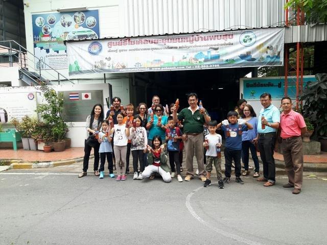 2 สิงหาคม ต้อนรับ กลุ่มนักเรียนและผู้ปกครอง Home School กทม.และนนทบุรี